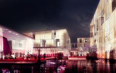 The Baccarat Hotel in Rabat Should Dazzle, Inside And Out, When It Opens In 2015    HotelChatter