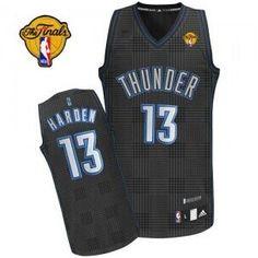e2b28a915 Buy Serge Ibaka Swingman In Black Adidas NBA Finals Oklahoma City Thunder  Rhythm Fashion Mens Jersey Copuon Code from Reliable Serge Ibaka Swingman  In Black ...