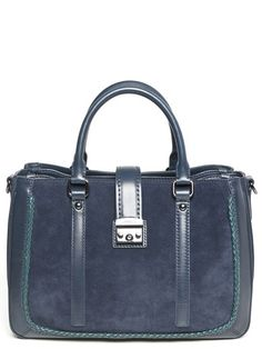 UTERQUE - Three section city bag