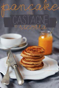 Pancake di Castagne