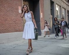 On the Street - West 22nd Street, New York | THE STYLESEER