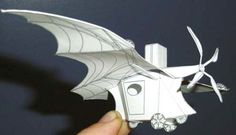 Eole Flying Machine | Aircraft |