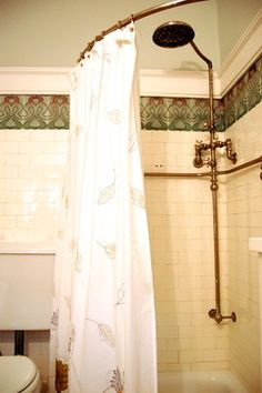 My Houzz: Early 1900s Home blends Traditional Design with Comfort and Style - traditional - bathroom - birmingham - Corynne Pless