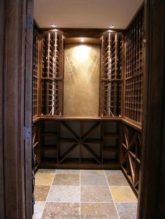 Belcarra Wine Cellar & Extreme makeover: what you could put in your dream house...Cheers: a ...
