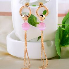 Get Amazing and Lovable Fashion Fringe #Earrings for your cheerful life.
