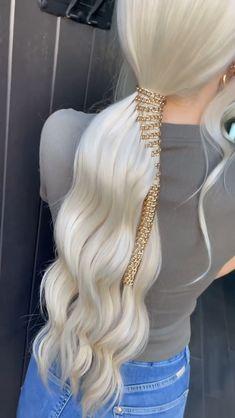 Ponytail Hairstyles, Girl Hairstyles, Wedding Hairstyles, Updos, Hairdo For Long Hair, Hair Upstyles, Hair Videos, Hair Designs, Gorgeous Hair