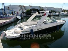 Vente MONTEREY 254 FS 2009 occasion - PORT CAMARGUE - Gard - France - Dinghies Runabouts
