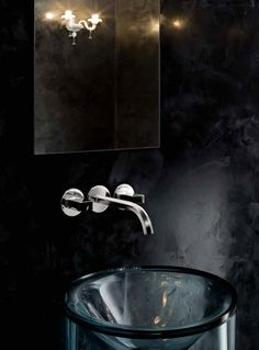 Venezia Tapware by Fantini - Bathroom NZ | Fantini unveils the Venezia tapware collection, an icon of luxury and allusive elegance designed by Matteo Thun and Antonio Rodriguez. #tapwarenz #bathroomsnz #luxurybathrooms Cozy Bathroom, Kitchen Design, Sink, Interior, Luxury, Home Decor, House, Collection, Bath