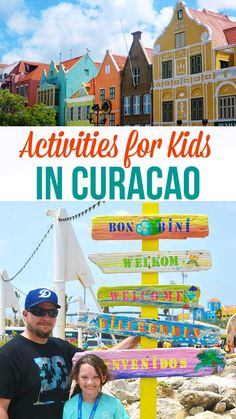 Family Travel — Activities for Kids in Curacao