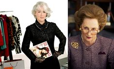 Co o ní nevíte? Meryl Streep, Margaret Thatcher, Jane Fonda, Mamma Mia, King Kong, Barack Obama, Punk, Style, Robert De Niro