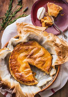RECEITAS DE FILMES -AMERICAN PIE - A comédia leva o nome da torta de maçã, chamada de ?American pie? nos Estados Unidos.