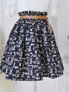 kitty paradise tutu skirt