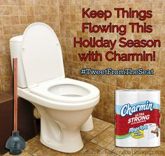 Keep Things Flowing This Holiday Season with Charmin #TweetFromTheSeat #mc #sponsored