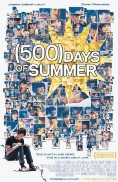 Films with fashion influence - 2009 500 Days of Summer poster