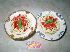un piatto di spaghetti :-)