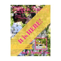 It is here! Grab a coffee, put your feet up, hop over to our Facebook page, download your free copy of the Spring 2016 31Wife in Training magazine and Enjoy! Have a blessed weekend lovely people 💋💋💋 #31wifeintrainingmagazine #31wifeintraining #onlinemagazine #spring2016 #seedtime #harvesttime
