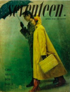 Seventeen, April 1948. /Cipe Pineles