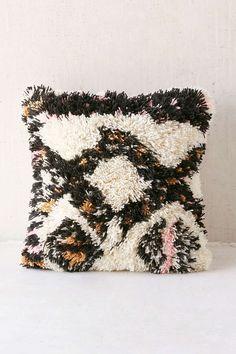 4040 Locust Polona High Pile Pillow | wool free vegan pillow
