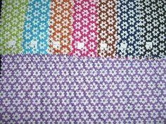 arquitecido: Tecidos portugueses estampados de algodão - borboletas