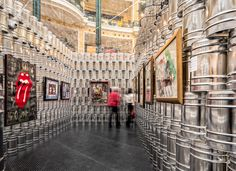 LIKE Architects: Warhol Temporary Museum