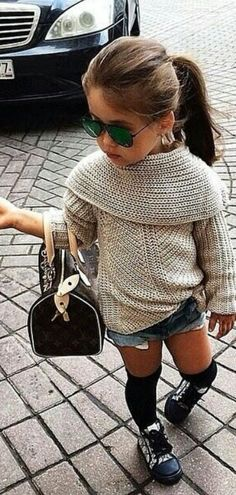 Little fashion girl #stylechild