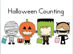 Halloween Counting PowerPoint
