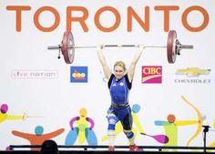 Amanda Braddock - Haltérophilie - 48 kg - femmes - Canada