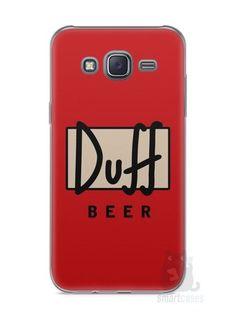 Capa Capinha Samsung J5 Cerveja Duff