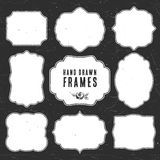 Vintage Decorative Corners Collection. Hand Drawn Vector Design - Download From Over 57 Million High Quality Stock Photos, Images, Vectors. Sign up for FREE today. Image: 50326164