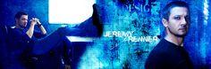 Jeremy Renner - Twitter Header