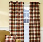 Primitive Living Room Curtains Prim Decor Country
