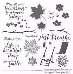 Colorful Seasons, Stampin' Up!