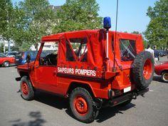 PEUGEOT P4 Sapeurs Pompiers