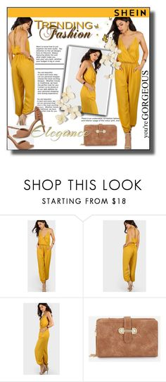 """""""Shein 8 /10"""" by sanela1209 ❤ liked on Polyvore"""