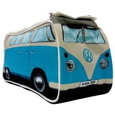 VW Collection - Toilettilaukku sininen