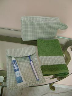kit toalha,necesser | Flickr - Photo Sharing!