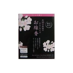 DAISO Senko Japanese Incense cherry blossom short stick 9cm15min / 350 sticks ** Continue to the product at the image link. (This is an affiliate link and I receive a commission for the sales) #HomeFragrance