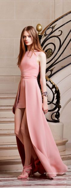 Elie Saab Pre-Fall2014 If only I had somewhere to wear this.