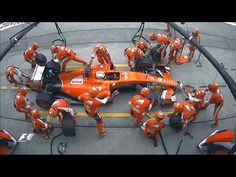 DHL Fastest Pit Stop Award at Japanese Grand Prix | Auto News Reviews and Future Cars