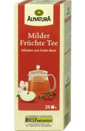 Milder Früchte Tee, 20x2,5g