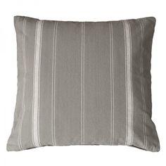 Kelo tyynynpäällinen 50x50 cm, harmaa/valk