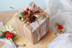 Подготовка к Новому году: как упаковать подарок