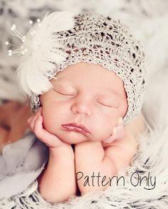 Newborn Crochet Pattern Baby Crochet Pattern by BabiesByHand, $3.50