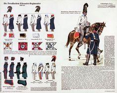 Prussian Kurassiers