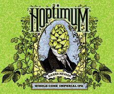 Sierra Nevada Hoptimum Label