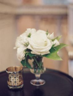 Photography: Lori Paladino Photography - loriphoto.com Floral Design: Kathleen Deery Design - kathleendeerydesign.com Reception Venue: Asian Art Museum - http://asianart.org   Read More on SMP: http://www.stylemepretty.com/2016/04/29/this-couple-met-at-a-wedding-and-then-this-happened/