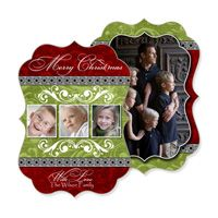 Stop giving boring Christmas/Holiday cards, personalize YOUR family card!!