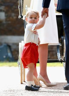 27 fotos do Príncipe George que provam que ele é membro mais expressivo (e fofo) da Família Real