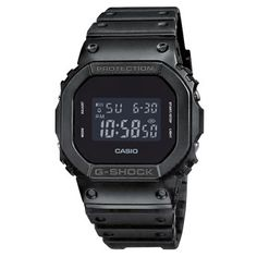 DW-5600BB-1ER - G-SHOCK - Watch - Products - CASIO