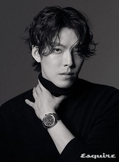 Kim Woo Bin para Esquire Korea Julio 2020